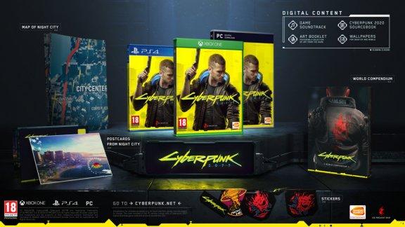 Cyberpunk 2077 -peli, Xbox One, kuva 2