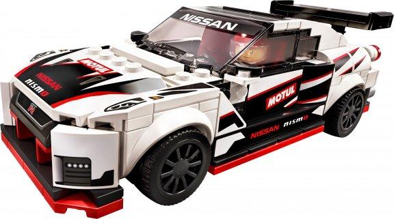 LEGO Speed Champions 76896 - Nissan GT-R NISMO, kuva 3