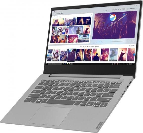 """Lenovo Ideapad S340 14"""" kannettava, Win 10 64-bit, harmaa, kuva 4"""