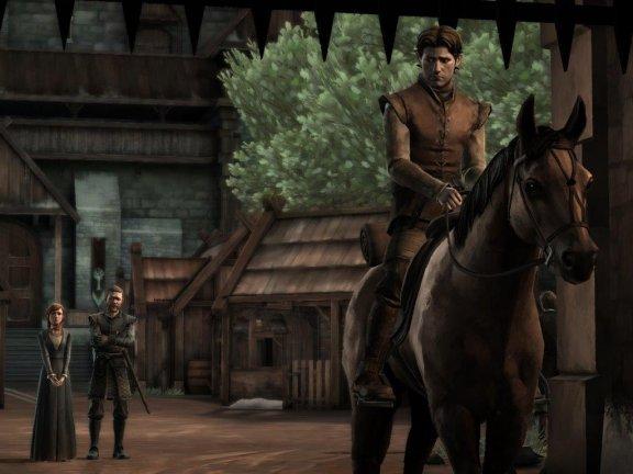 Game of Thrones  A Telltale Games Series -peli d3bc561718861