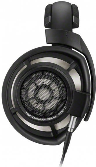 Sennheiser HD 800 S -kuulokkeet, musta, kuva 2