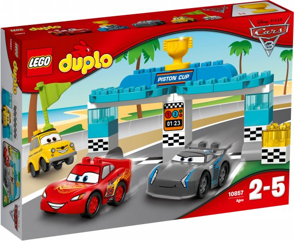 LEGO DUPLO Cars 10857 - Piston Cup -kisa