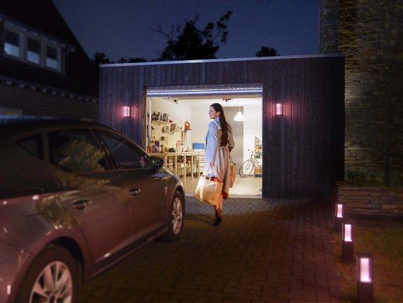 Philips Hue -älylamppu, BT, White, E27, 1600 lm, kuva 10