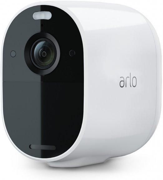 Arlo Essential Spotlight -valvontakamera LED-valolla, valkoinen