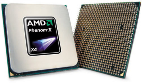 AMD Phenom II X4 955 Black Edition C3-stepping -prosessori AM3 -kantaan, boxed