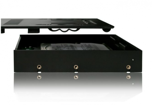 "IcyDock MB882SP-1S-2B 2.5"" - 3.5"" SSD/SATA -adapteri, kuva 2"
