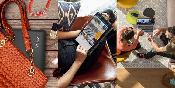 """Lenovo Yoga 530 14"""" -kannettava, Win 10, musta, kuva 18"""
