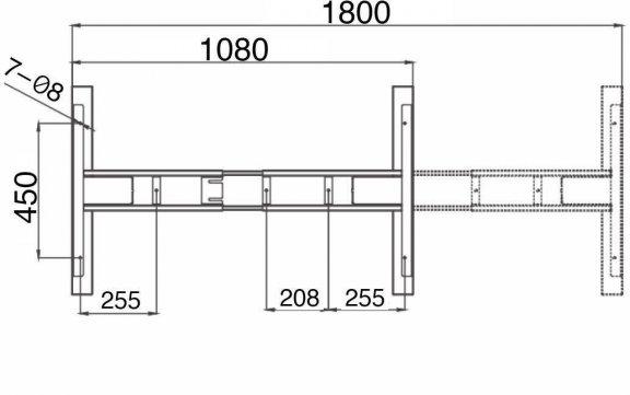 Elfen Ergodesk Pro -sähköpöytä, 140 x 80 cm, musta, kuva 5