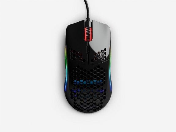 Glorious PC Gaming Race Model O -pelihiiri, musta(kiiltävä), kuva 4