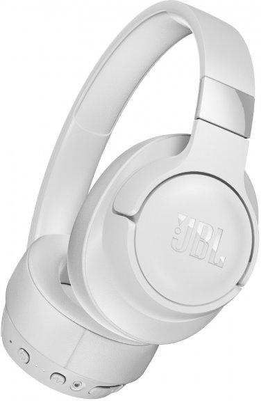 JBL Tune 750BTNC -Bluetooth-vastamelukuulokkeet, valkoinen