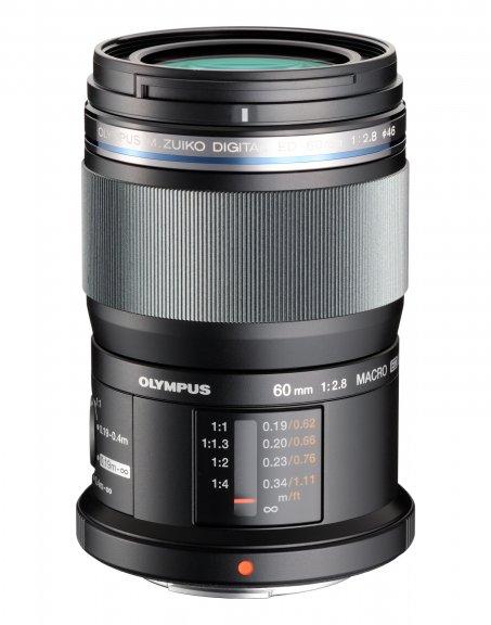 Olympus M.ZUIKO DIGITAL ED 60mm 1:2.8 Macro objektiivi