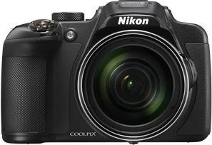 Nikon COOLPIX P610, musta, kuva 3