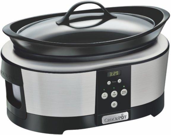 Crock-Pot -haudutuspata, 5.7 l