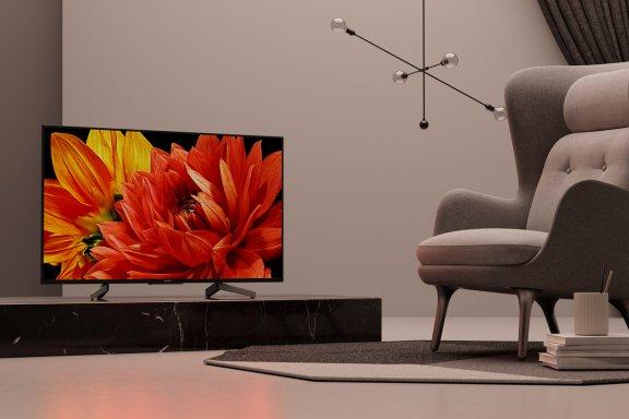 """Sony KD-49XG8305 49"""" Android 4K Ultra HD Smart LED -televisio, kuva 7"""