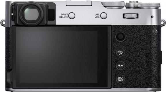 Fujifilm X100V -digikamera, hopea, kuva 2