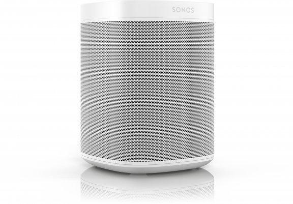 Sonos One Gen2 -älykaiutin, valkoinen