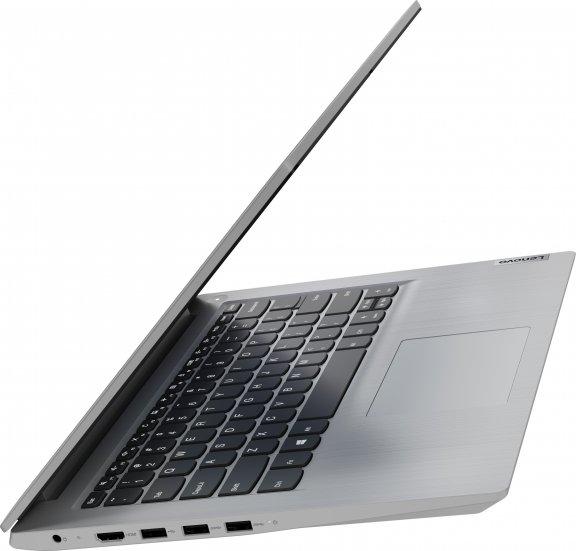 """Lenovo IdeaPad 3 14"""" kannettava, Win 10 S, harmaa, kuva 14"""