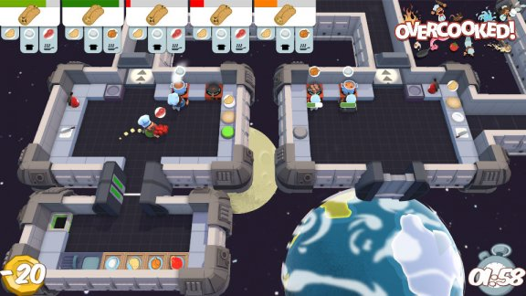 Overcooked: All You Can Eat -peli, PS5, kuva 6
