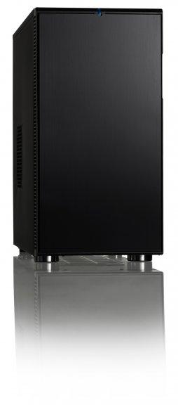Fractal Design Define R4 Black Pearl - ATX-kotelo ilman virtalähdettä, väri musta