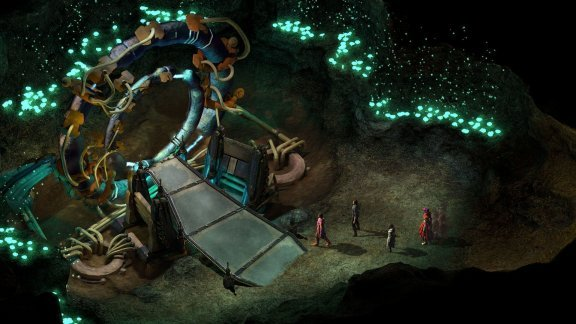 Torment Tides of Numenera - Collector's Edition -peli, Xbox One, kuva 4