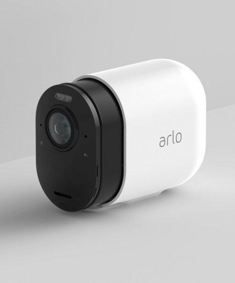 Arlo Ultra -valvontajärjestelmä kolmella 4K Ultra HD -tasoisella kameralla, kuva 7