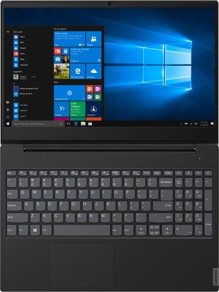 """Lenovo Ideapad S340 15,6"""" kannettava, Win 10 Home, musta, kuva 6"""