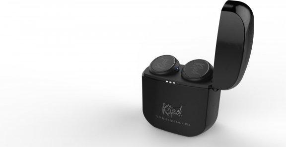 Klipsch T5 True Wireless Triple Black Limited Edition -Bluetooth-nappikuulokkeet