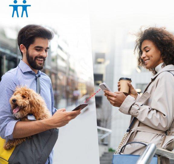 Tractive GPS Dog LTE – koiran GPS-paikannin, kuva 10