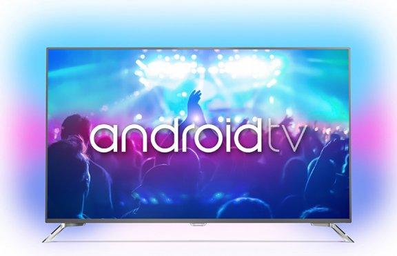 "Philips 65PUS7101 65"" Smart Android 4K Ultra HD LED -televisio + 6 kk Viaplay, kuva 2"