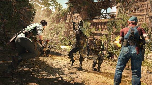 Strange Brigade -peli, PS4, kuva 5