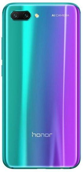Honor 10 -Android-puhelin Dual-SIM, 128 Gt, vihreä, kuva 2