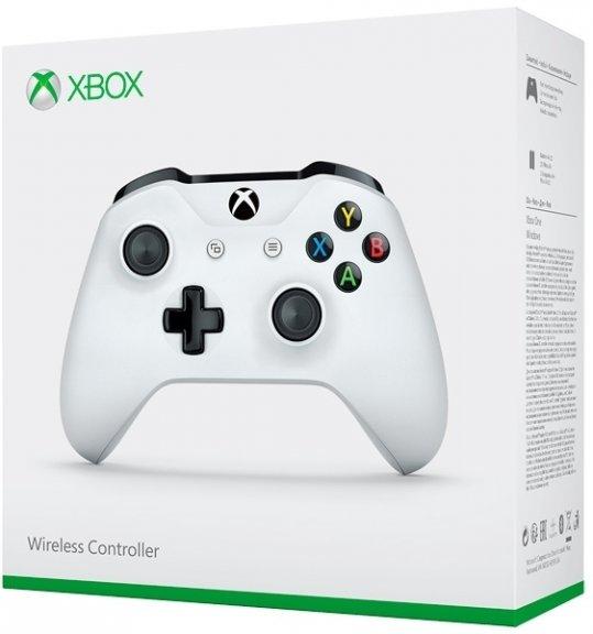 Microsoft langaton Xbox-ohjain, valkoinen, kuva 6