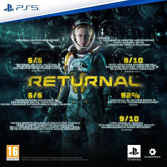 Returnal-peli, PS5, kuva 2