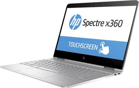 "HP Spectre x360 13-w000no 13,3"" -kannettava, Win 10"