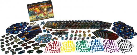 Twilight Imperium -lautapeli, 4th Edition, kuva 3