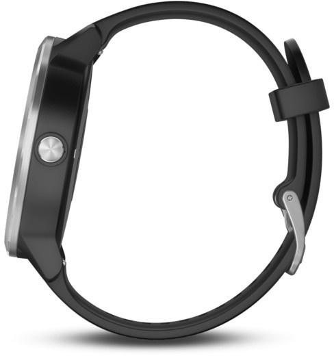 Garmin vivoactive 3 -GPS-älykello, musta, kuva 4