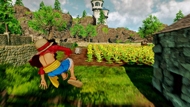 One Piece World Seeker -peli, Xbox One, kuva 4