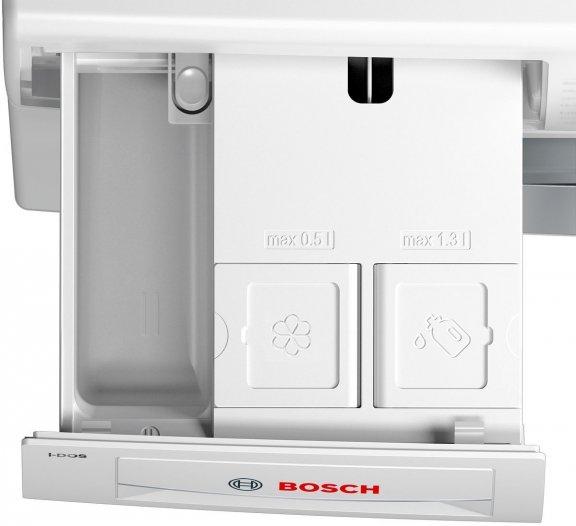 Bosch WAWH26B9SN Serie 8 -pyykinpesukone, valkoinen, kuva 4