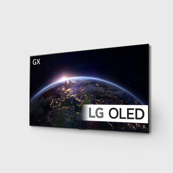 "LG OLED65GX 65"" 4K Ultra HD OLED -televisio, kuva 7"