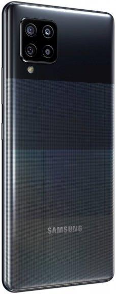 Samsung Galaxy A42 5G-Android-puhelin 128 Gt Dual-SIM, musta, kuva 6