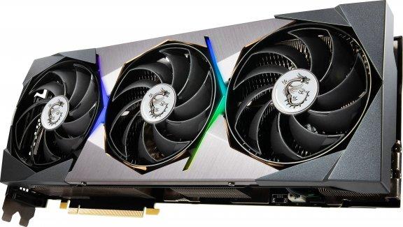 MSI GeForce RTX 3090 SUPRIM X 24G -näytönohjain PCI-e-väylään, kuva 7