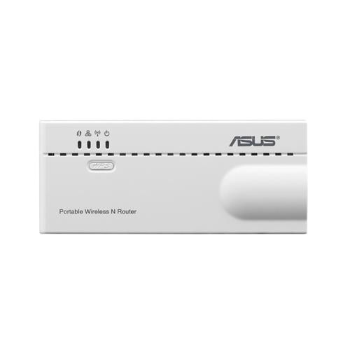 Asus WL-330N 5-in-1 -WiFi-reititin matkakäyttöön