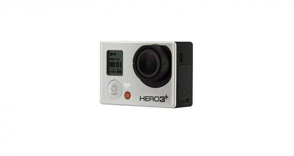 GoPro HERO3+: Adventure Black Edition