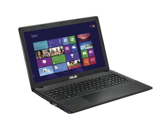 """Asus X551CA 15,6"""" HD/Pentium 2117U/4 GB/500 GB/W8-64-bit -kannettava tietokone, musta"""