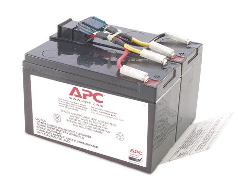 APC Replacement Battery Cartridge #48 -vaihto-akku UPS:eihin