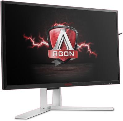 """AOC Agon AG271QX 27"""" QHD-pelinäyttö"""