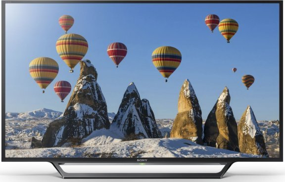"Sony KDL-48WD655 48"" Smart LED -televisio, WiFi, Opera Apps"