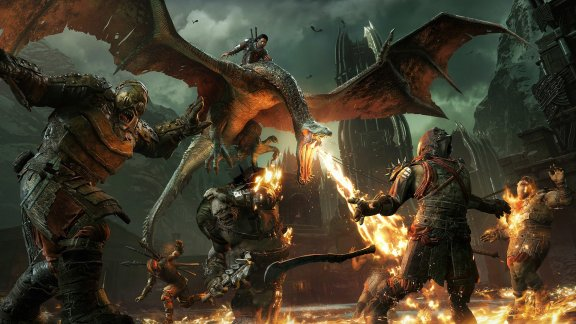 Middle Earth - Shadow of War -peli, Xbox One, kuva 6