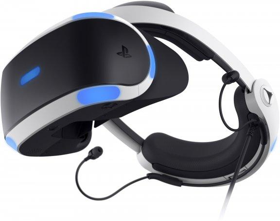Sony PlayStation VR v2 -virtuaalilasipakkaus, PS4, kuva 2