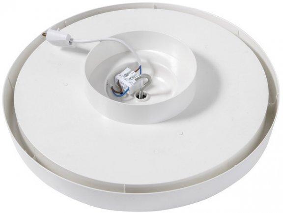 Airam Zeo Duo 280 -plafondi, 850 lm, 12 W, vaihdettavalla valonvärillä, kuva 5